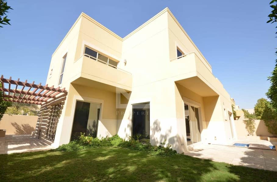 Well Maintained Corner Villa in AL Raha Gardens