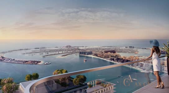 1 Bedroom Apartment for Sale in Dubai Harbour, Dubai - GREAT DEAL I BEACHFRONT APARTMENT WITH PAYMENT PLAN