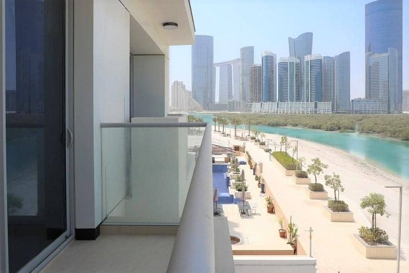 1 BR with Balcony in New Building in Oasis Residences Reem Island