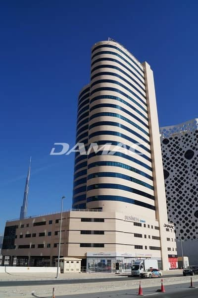 Exclusive Retail Space in Business Tower on Dubai Canal