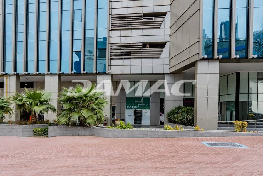Shop available | Dubai Canal View Ready to Occupy