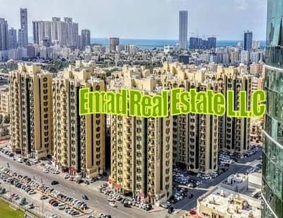 شقة 2 غرفة نوم للايجار في الراشدية، عجمان - شقة في أبراج الراشدية الراشدية 2 غرف 27000 درهم - 4324076