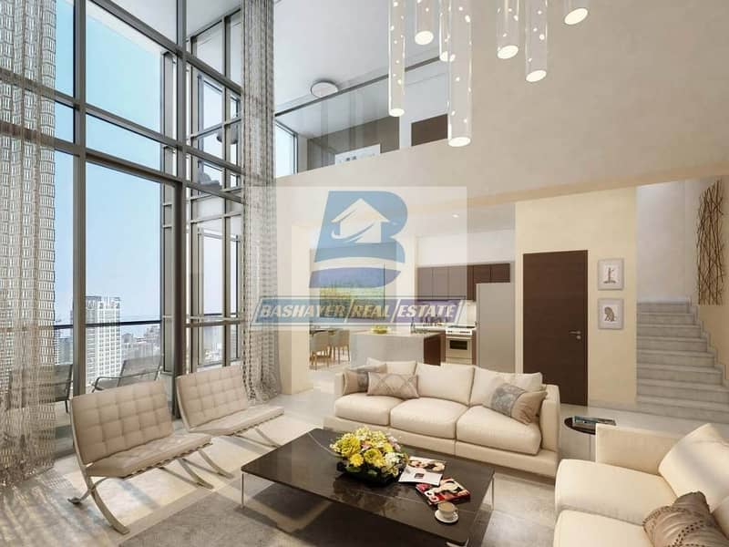 Burj Khalifa  And Fountain View -6 Years Payment Plan-DLD Waived
