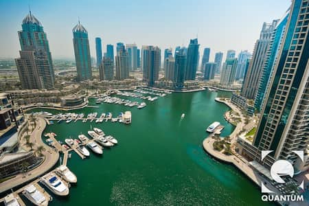 2 Bedroom Flat for Sale in Dubai Marina, Dubai - 2BR   Full Marina View   View Today!