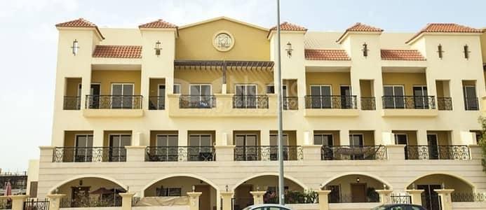 تاون هاوس 4 غرف نوم للبيع في قرية جميرا الدائرية، دبي - 4BR + Maid Townhouse | Community View | Valencia Villa