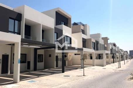 تاون هاوس 5 غرفة نوم للبيع في شارع السلام، أبوظبي - Single Row