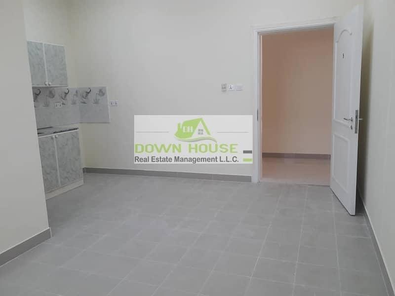 2 SPACIOUS STUDIO IN KHALIFA A