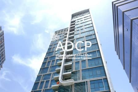 Office for Rent in Danet Abu Dhabi, Abu Dhabi - 4 Payments: Office Space in Al Dana Tower