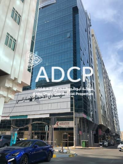 Office for Rent in Al Nahyan, Abu Dhabi - Vacant Large Office  ( 1 month free rent)