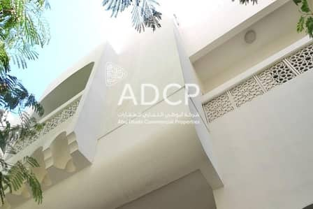 4 Bedroom Villa for Rent in Corniche Road, Abu Dhabi - Very Large 4BR in Corniche for 4 payments