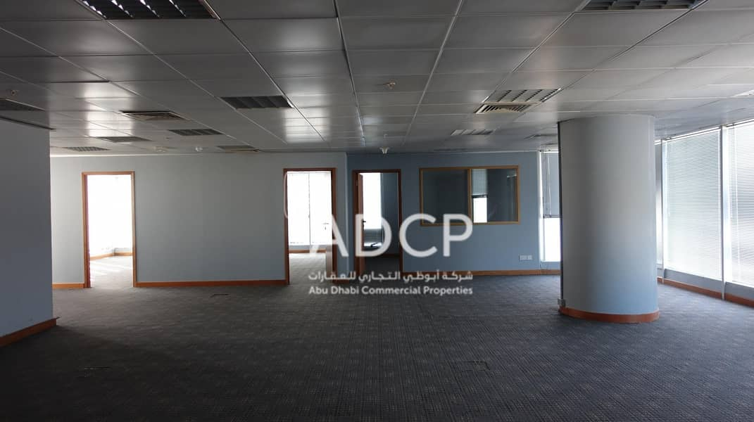 2 Top Floor Office Space w/ access to Balcony