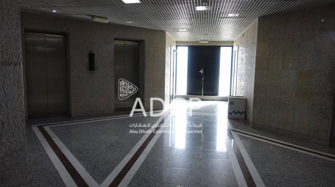 10 Top Floor Office Space w/ access to Balcony