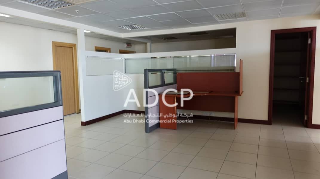 2 1- 4 Payments: Office Space in Najda St