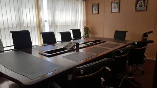 Office for Rent in Al Manara, Dubai - Shiekh zayed road near Oasis Centre 2850sqft fully furnished office with reserved 4 car parking