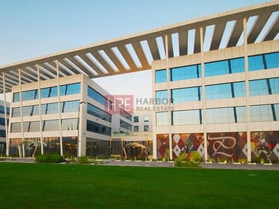 Office for Rent in Dubai Investment Park (DIP), Dubai - Next to Metro Station | Fitted Office Spaces