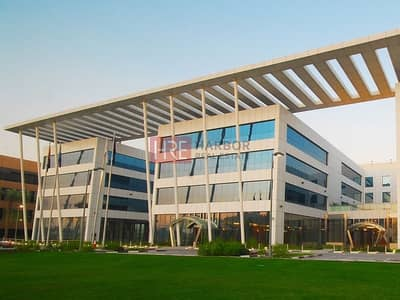 Office for Rent in Dubai Investment Park (DIP), Dubai - Large Office Space| 5% Security Deposit Only