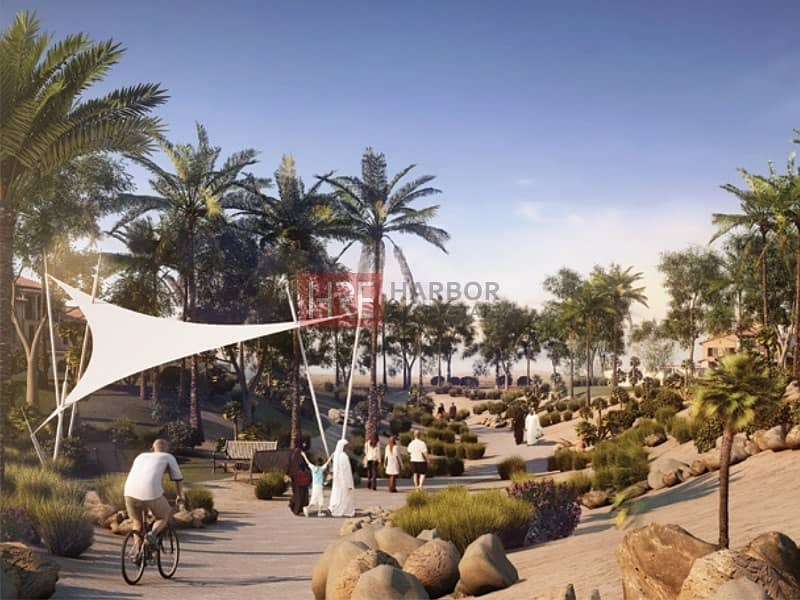 13 Mira Oasis By Emaar | 2 Years PH | 4% DLD Off