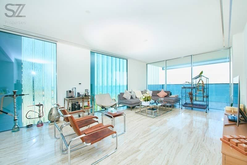 2 Panoramic Sea Views - Fully Furnished with High End Furniture