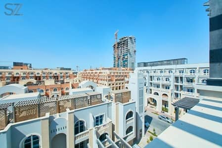 شقة 2 غرفة نوم للبيع في قرية جميرا الدائرية، دبي - rented 2 bedroom with extra large terrace