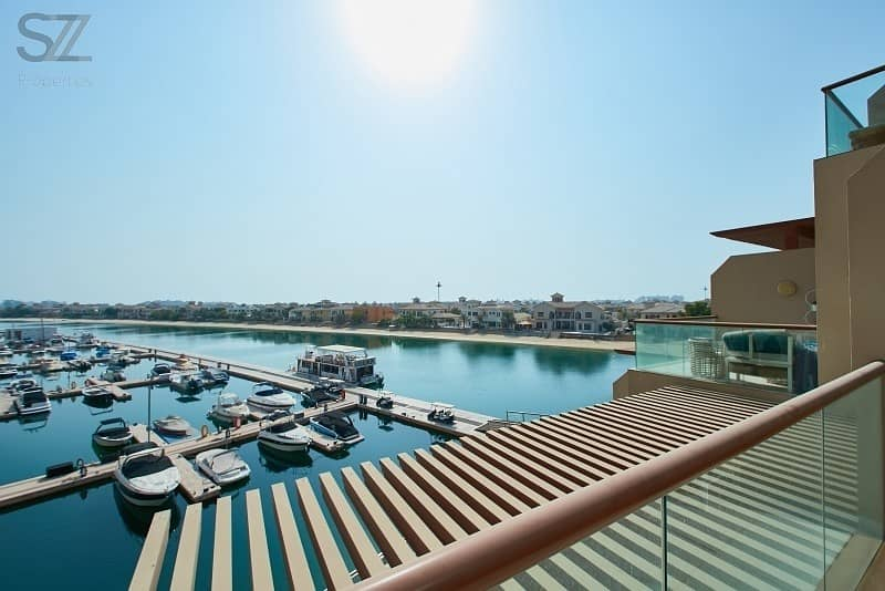 Palm Views - Sea View - High Returns - Fully Furnished