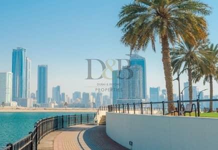 ارض سكنية  للبيع في الممزر، دبي - AL MAMZAR FRONT PLOT FOR SALE BY MERAAS!