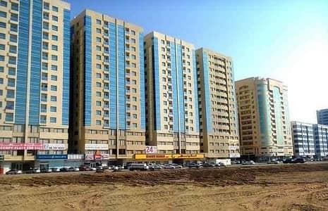 فلیٹ 1 غرفة نوم للايجار في جاردن سيتي، عجمان - شقة في Jasmine Towers أبراج الياسمين 1 غرف 18000 درهم - 4375439