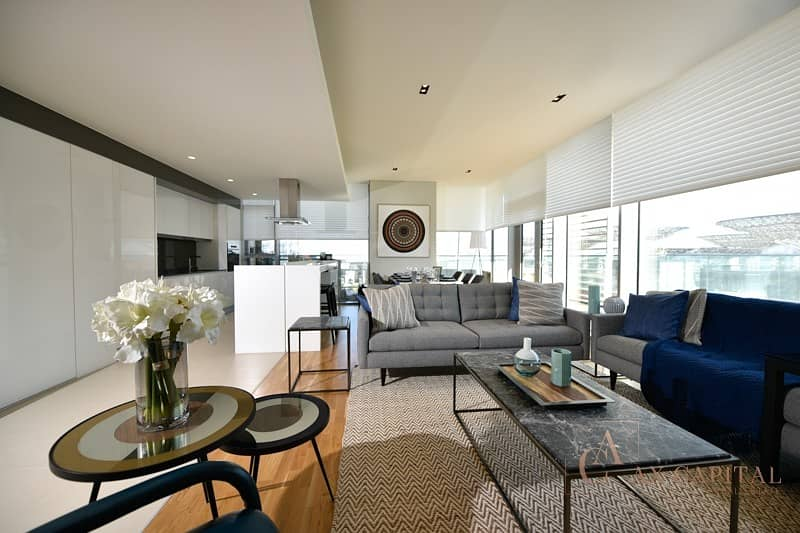 2 LUXURIOUS APARTMENT IN BLUEWATERS RESIDENCE