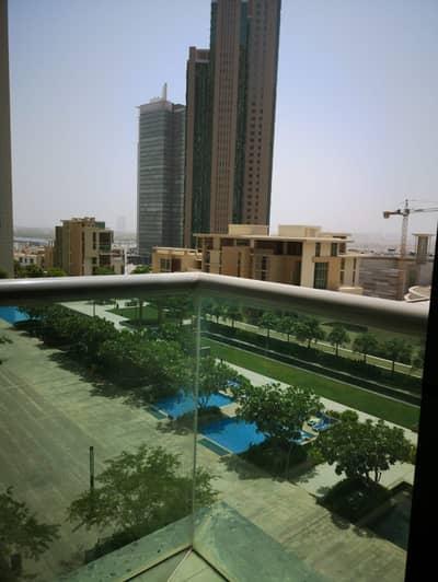 فلیٹ 1 غرفة نوم للبيع في جزيرة الريم، أبوظبي - شقة في برج المها مارينا سكوير جزيرة الريم 1 غرف 800000 درهم - 4375861