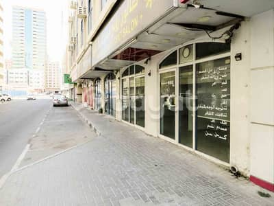 Shop for Rent in Al Qasimia, Sharjah - Shop available for rent