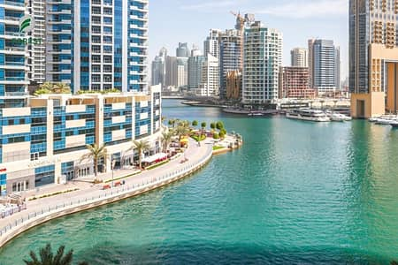 2 Bedroom Apartment for Sale in Dubai Marina, Dubai - Huge 2BR | Vacant on Transfer | Marina View