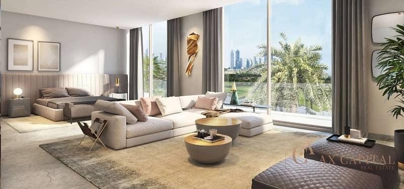 2 GOLF VIEW VILLA IN DUBAI HILLS ESTATE