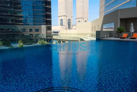 2 Bedroom Apartment for Rent in The Greens, Dubai - Chiller free