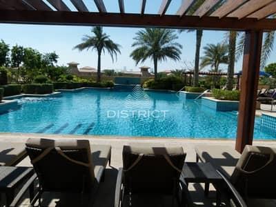 Studio for Rent in Saadiyat Island, Abu Dhabi - Superb Studio Flat in St. Regis Saadiyat