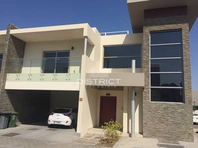 4 Bedroom Villa for Rent in Eastern Road, Abu Dhabi - Superb 4 BR Villa with Pool Mangrove One