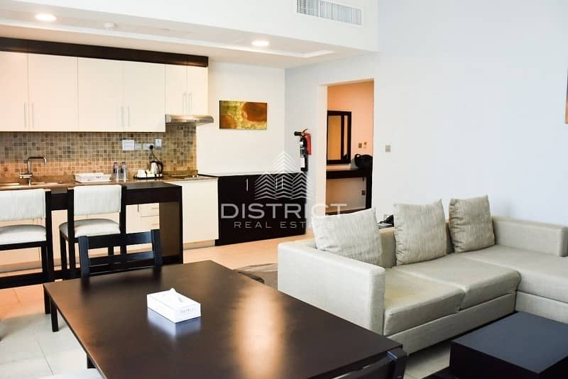 Furnished Apartment for Rent in Mina Road