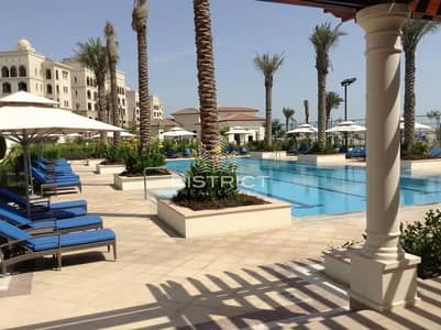 3 Bedroom Apartment for Sale in Saadiyat Island, Abu Dhabi - Rich 3BR Apt in Saadiyat Beach Residence