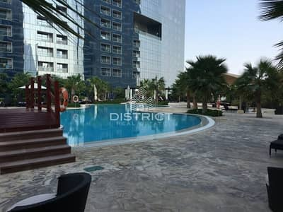 فلیٹ 1 غرفة نوم للايجار في جزيرة الريم، أبوظبي - 3 Cheques I Mid Floor Apartment I Gate Tower