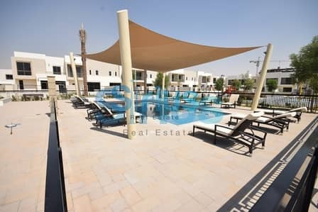 3 Bedroom Townhouse for Rent in Town Square, Dubai - Brand NEW Villa w/ maid's room ready to move in!