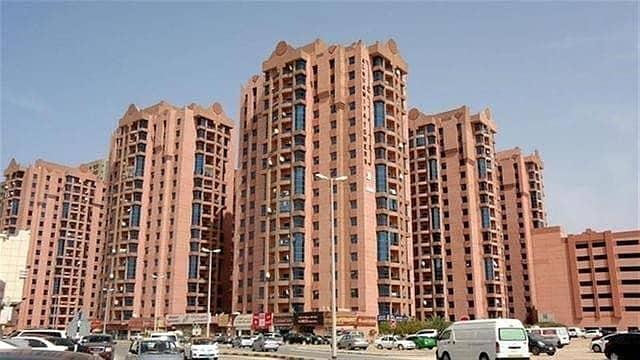 شقة في أبراج النعيمية النعيمية 1 غرف 225000 درهم - 2069409
