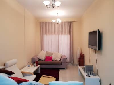 1 Bedroom Flat for Sale in Emirates City, Ajman - FULL FURNISHED 1 BED FOR SALE WITH LARGE BALCONY
