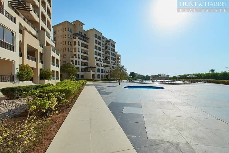 Al Hamra Marina - Studio apartment for rent