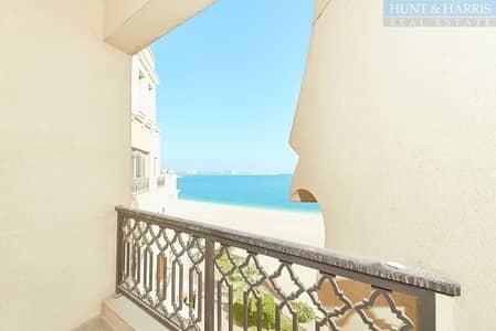 استوديو  للبيع في جزيرة المرجان، رأس الخيمة - Large Studio with direct Sea Views - Freshly Maintained