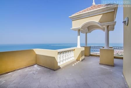 3 Bedroom Penthouse for Sale in Al Hamra Village, Ras Al Khaimah - HOT DEAL - Penthouse with Sea Views - 3 bed+Maids - Vacant