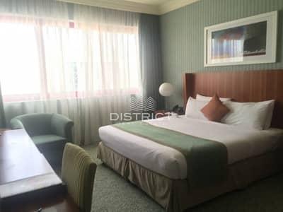 شقة فندقية 1 غرفة نوم للايجار في شارع إلكترا، أبوظبي - Serviced Hotel Apt. in City View Electra St.