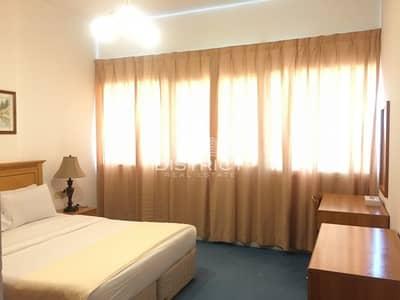 شقة فندقية 1 غرفة نوم للايجار في شارع إلكترا، أبوظبي - Elegant Serviced Hotel Apt. in Tourist/Electra St.