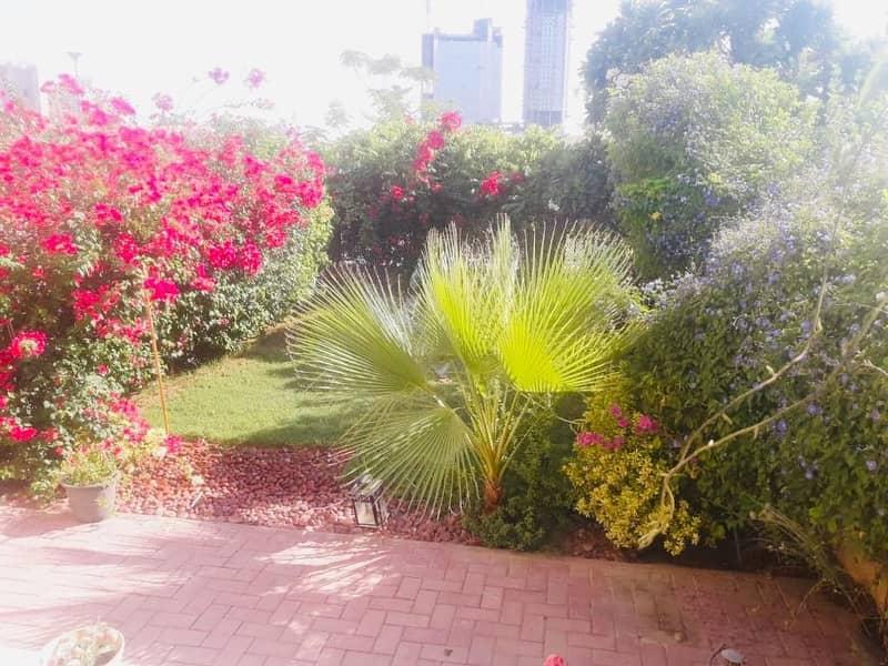 تاون هاوس في تاون هاوس طراز البحر المتوسط مثلث قرية الجميرا (JVT) 1 غرف 85000 درهم - 4323763