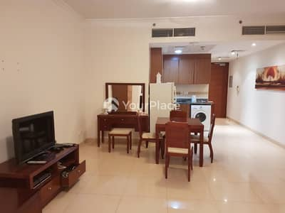 Studio for Rent in Jumeirah Lake Towers (JLT), Dubai - Very Spacious - Cluster Q - Kitchen Equipped