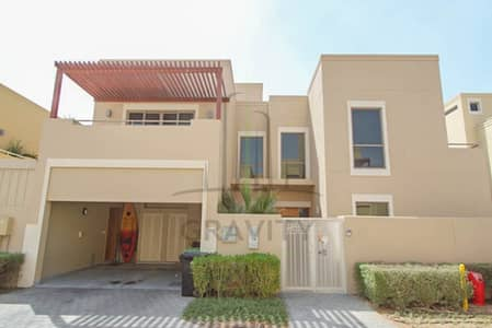 4 Bedroom Villa for Sale in Al Raha Gardens, Abu Dhabi - Great investment 4BR villa w/ great selling price!