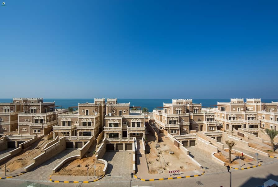 Brand New 3 BR with Sea View | Beach Access