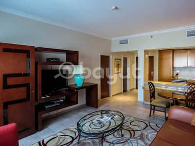 1 Bedroom Hotel Apartment for Rent in Deira, Dubai - Furnished 1 Bedroom Hotel Apartment Available